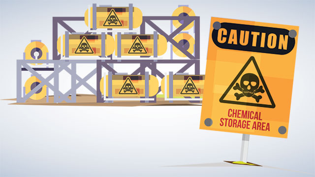 Course Image Hazardous Materials Storage and Handling Procedures